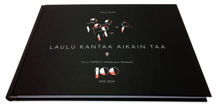 Pala turkulaista mieskuorohistoriaa: Turun NMKY:n Mieskuoron historiikki on nyt saatavilla